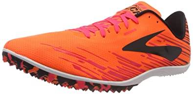 9bc25494952 Brooks Men s Mach 18 Spikeless Track and Field Shoes (7