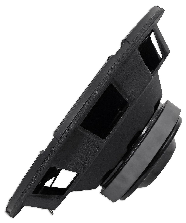 Amazon.com: Polk Audio DB1242SVC 12 1110 Watt Single 4-Ohm Car Audio Subwoofer Sub+Rockmat: Car Electronics