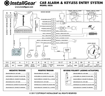 71r taDRIML._SX355_ pyle keyless entry system wiring diagram wiring diagrams pwd701 wiring diagram at soozxer.org