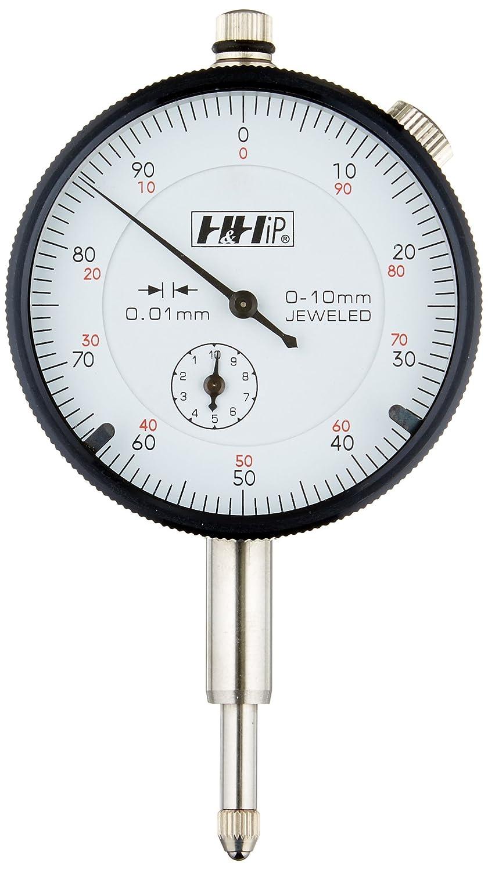 PRO-SERIES 0-20MM METRIC DIAL INDICATOR 4400-0019