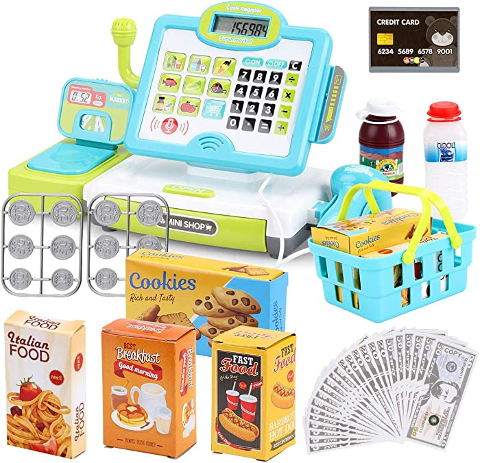 Top 10 Cash Register And Food