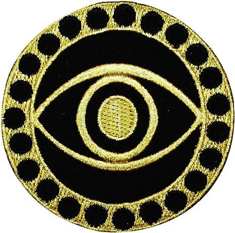 Parche con el logo de Doctor Strange Mystic Eye IronOn para ...