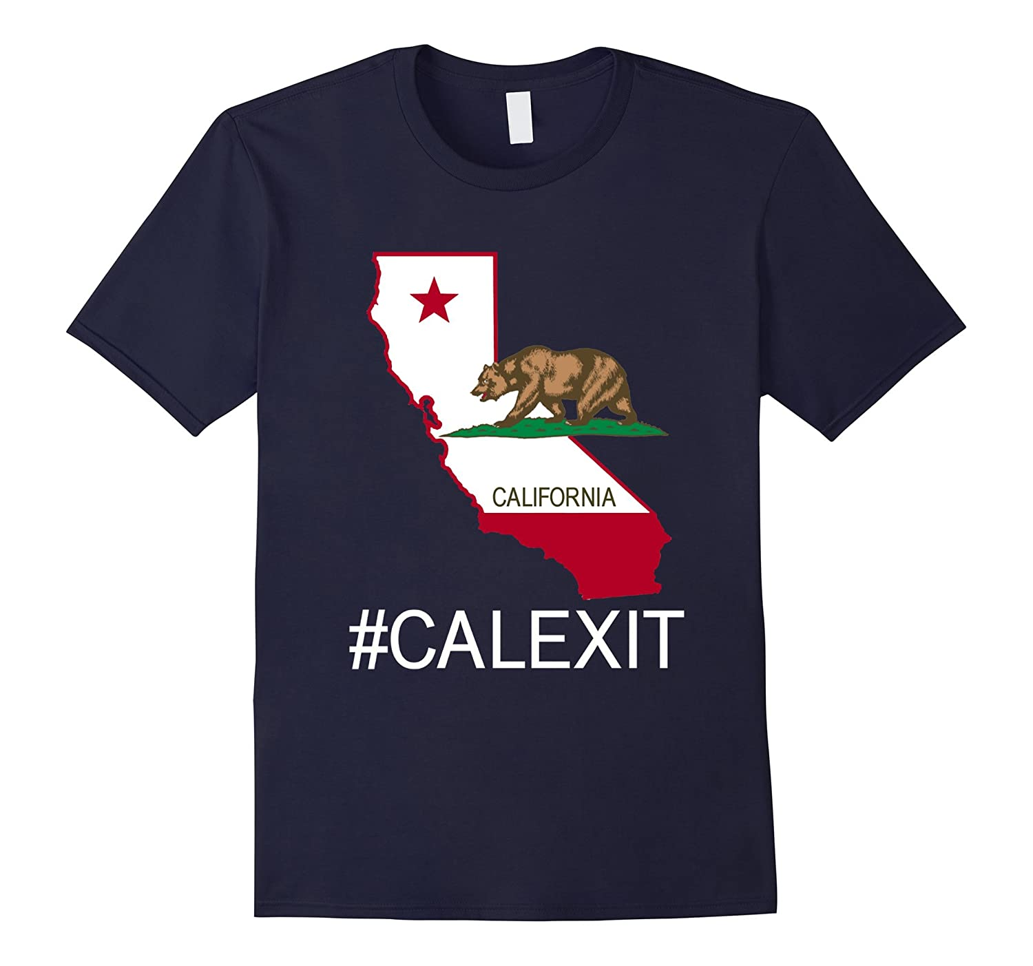 #CALEXIT - CALEXIT YES T SHIRT-CL