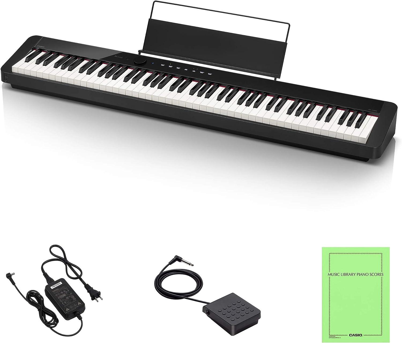 CASIO 電子ピアノ Privia PX-S1000BK
