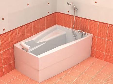 Vasca Da Bagno Trapezoidale : Vasca da bagno ara destra acrilico trapezio vasca