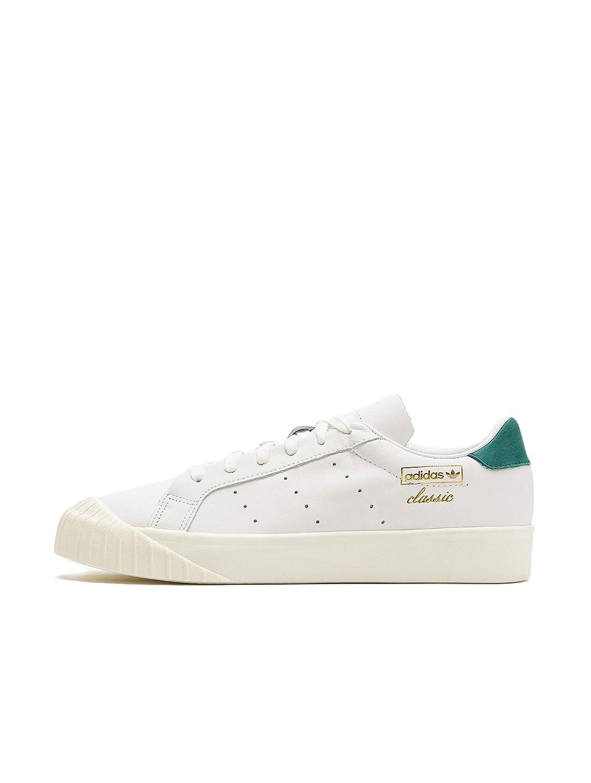 31f3e4f522 Amazon.com | Adidas Womens Everyn Leather Trainers | Fashion Sneakers