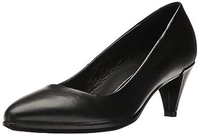 ECCO Women's Women's Shape 45 Sleek Dress Pump, Black, ...