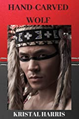 Hand-Carved Wolf Paperback