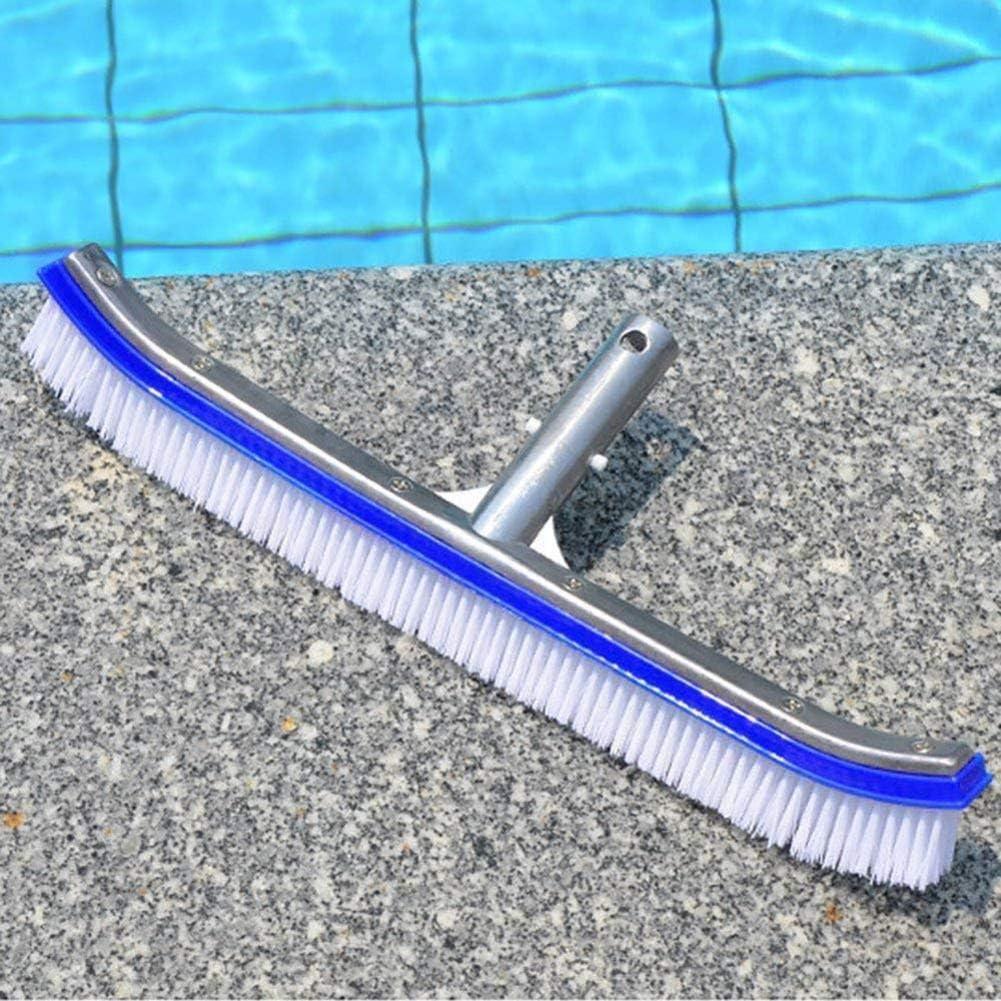 Limpieza de la piscina la cabeza del cepillo escoba cabeza 18