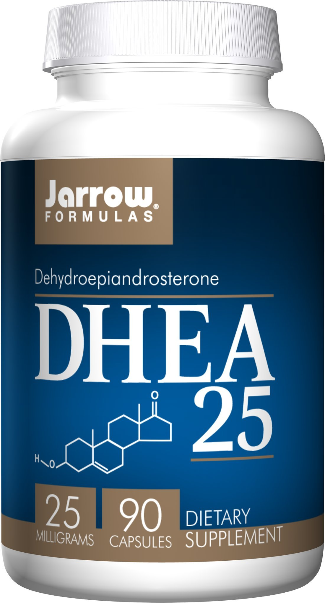 Jarrow Jarrow Formulas dhea Supports Energy 25 milligrams, 2.4 Ounce