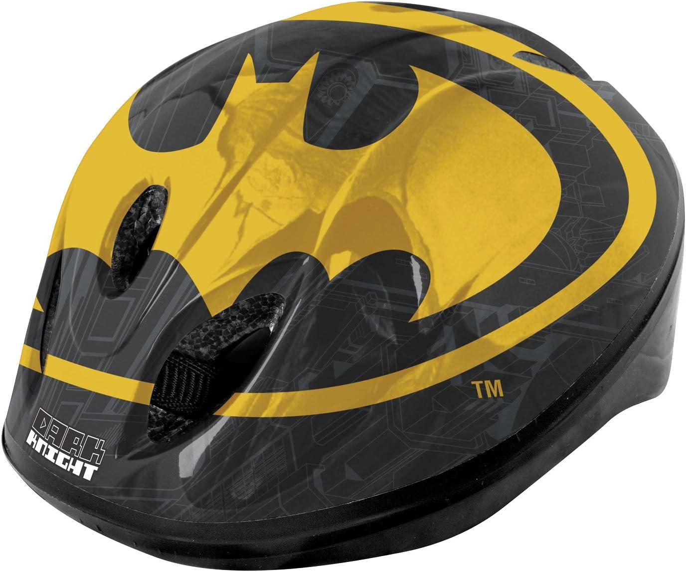 Batman Safety - Casco para niño para Bicicleta de Paseo, Color ...