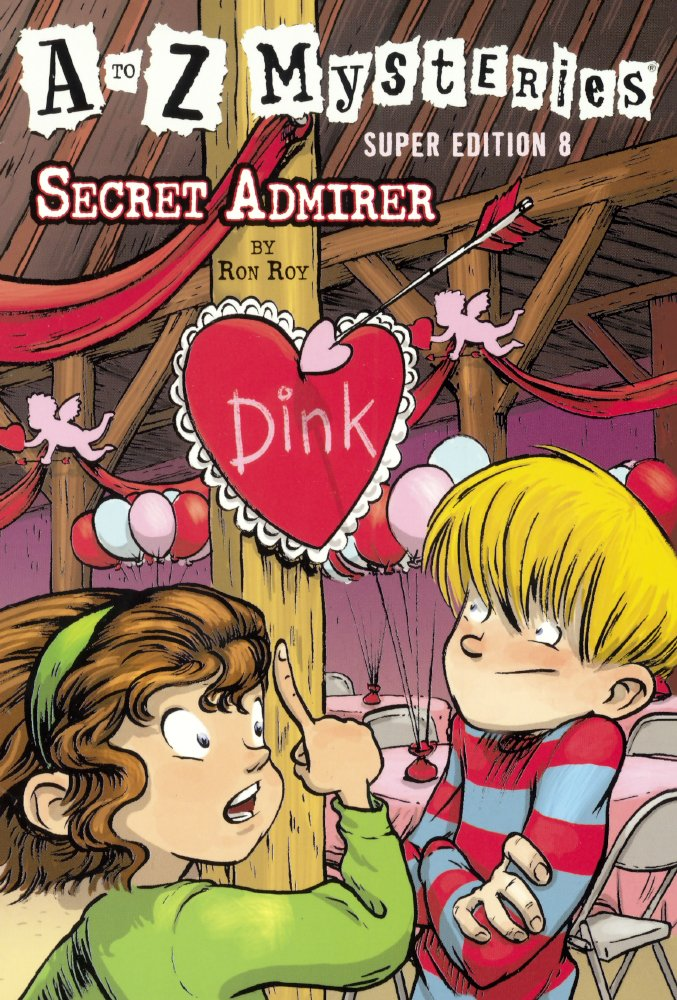 Secret Admirer (Turtleback School & Library Binding Edition) (A to Z Mysteries Super Edition) ebook