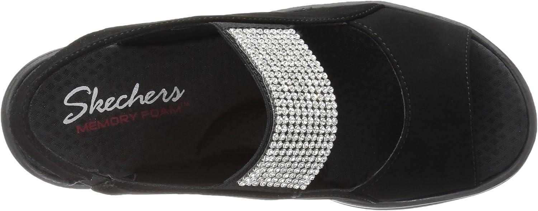 Rumblers Sparkle on Wedge Sandal