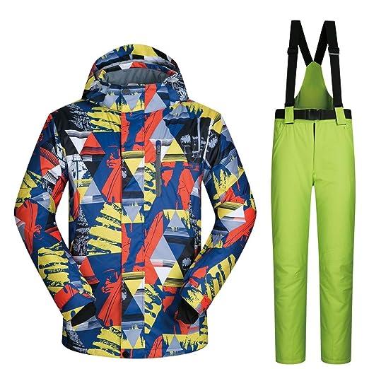 QYSNOW For Mujer y for Hombre y esquí SnowboardingJacket ...
