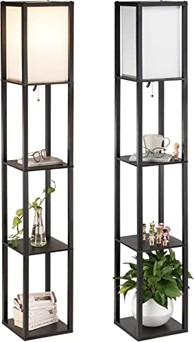 CO-Z 2PCS Etagere Lamp