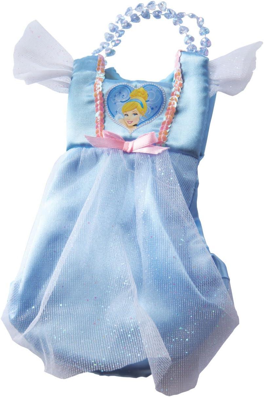 Rubies - Vestido en forma de bolsa para niñas - La Cenicienta (Disney Princess I-30066)