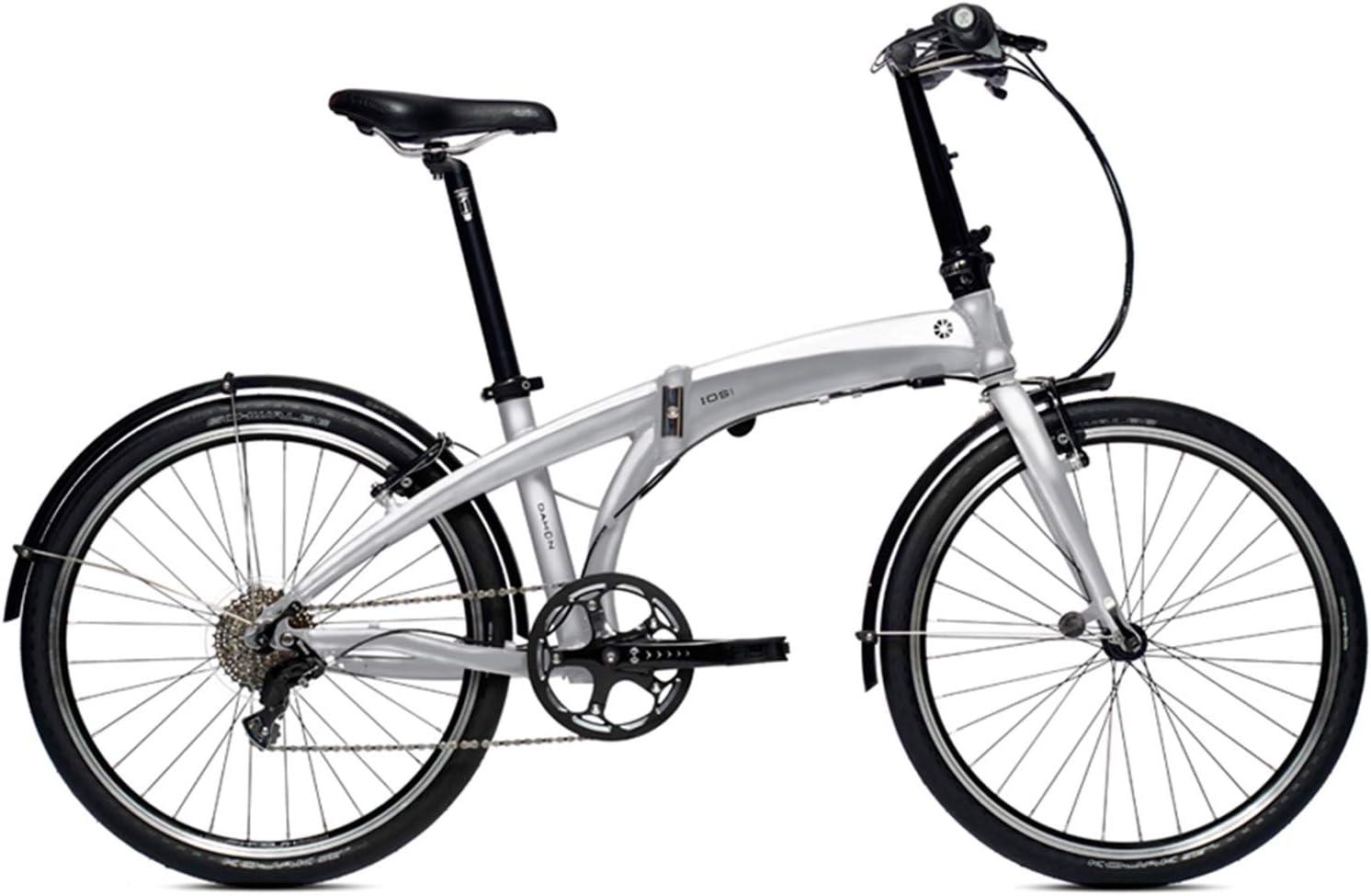 Dahon bicicleta plegable iOS P8 8 cambios) Marco de Bicicleta ...