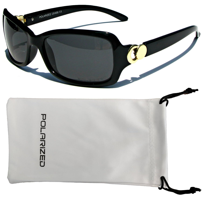 VOX mujeres polarizado gafas de sol de diseñador clásico Chic moda gafas
