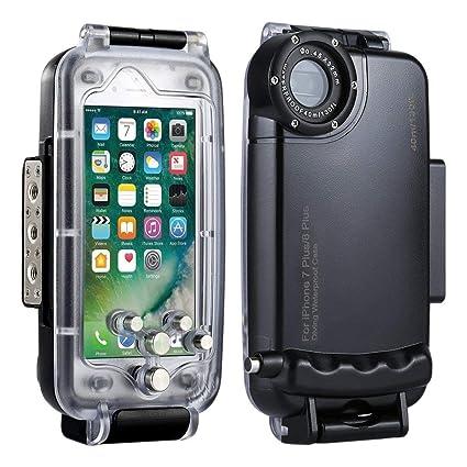 custodia subacquea iphone 7 lenzo