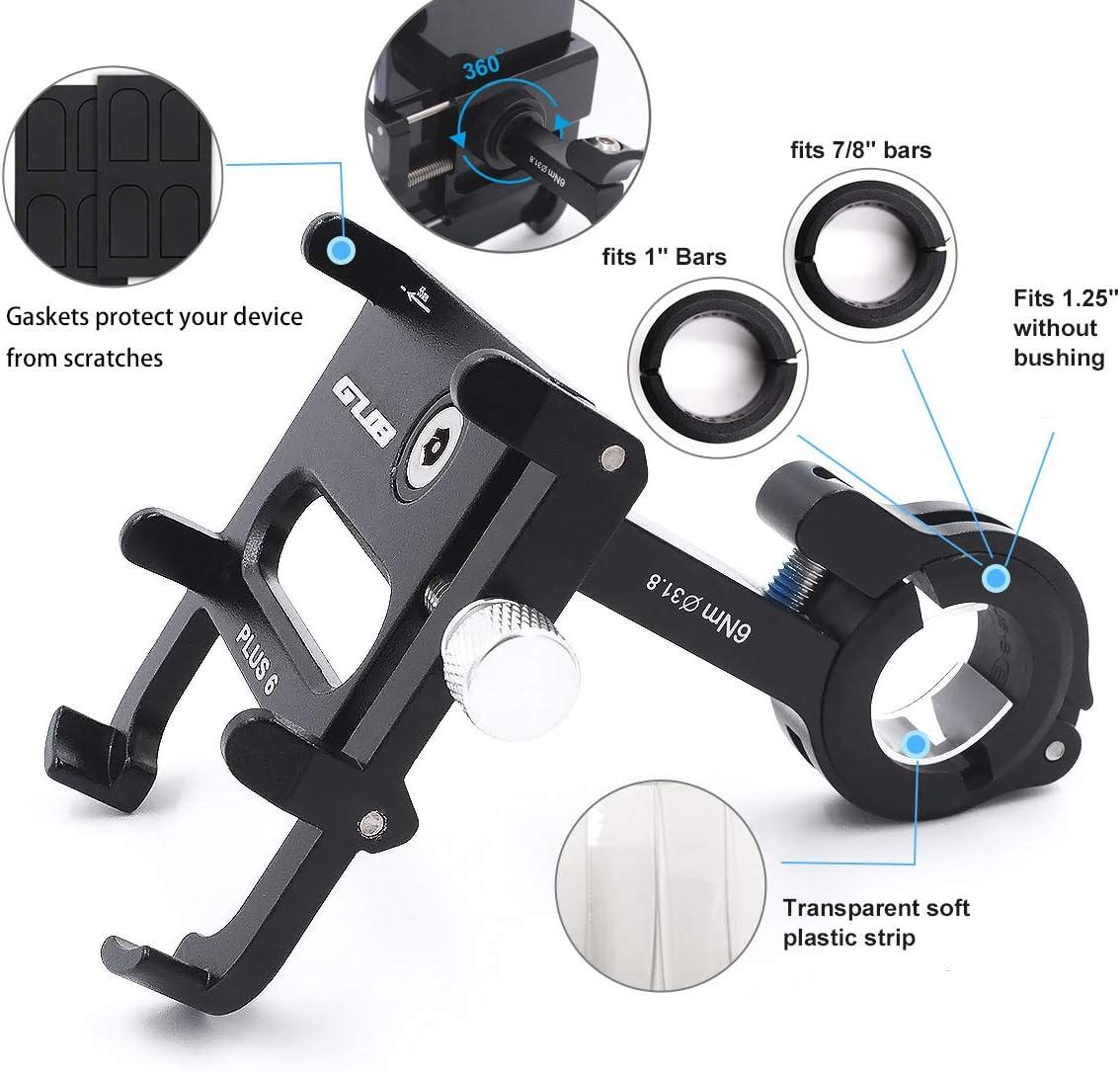 GUB Bicycle and motorcycle phone mount
