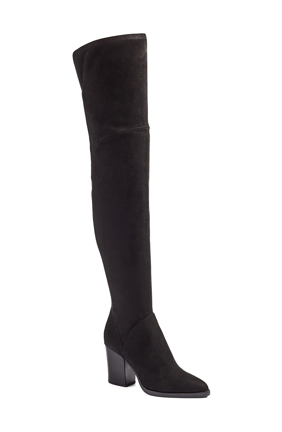 cdd2c3c376e Marc Fisher Womens naylora Fabric Pointed Toe Over Knee