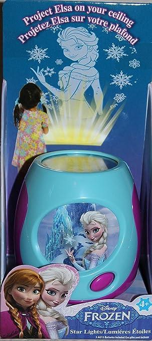 Amazon.com: Disney Frozen luces en forma de estrella ...