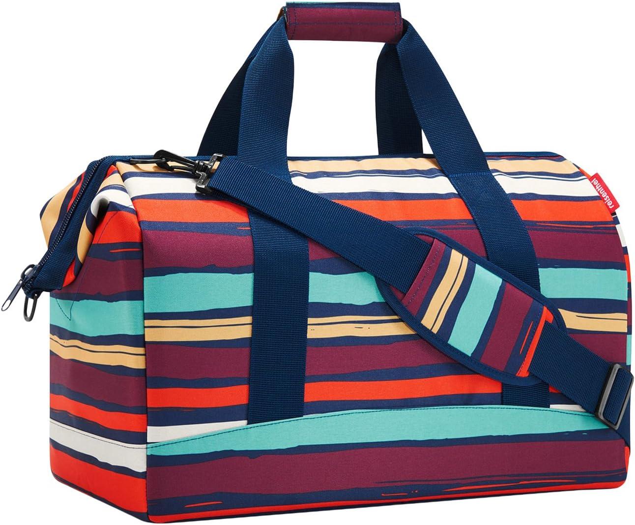 48/x/39,5/x/29/cm Multicolore Petits Pois Reisenthel Allrounder L Sac de Voyage 30 litres