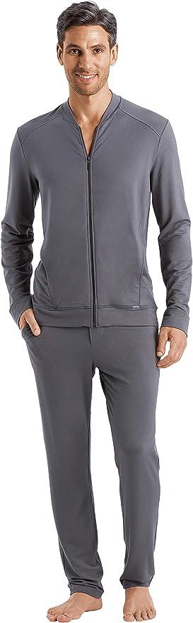 HANRO Mens Relax Zip Jacket