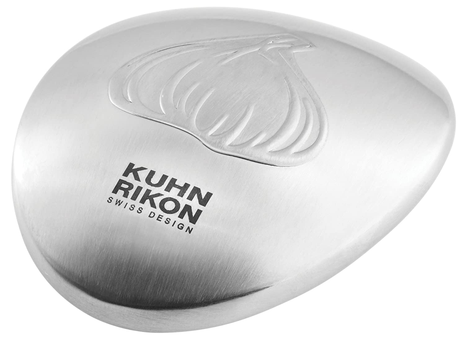 Kuhn Rikon Soap Rest Garlic Keeper, Stainless Steel 22914