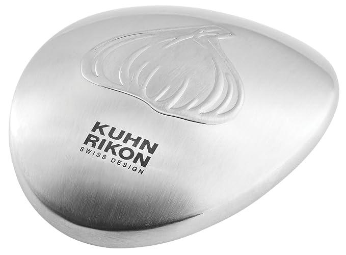 Kuhn Rikon Soap Rest Garlic Keeper, Stainless Steel
