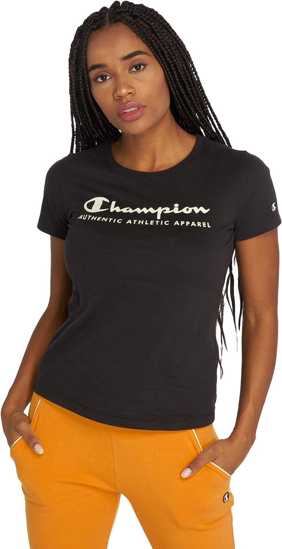 Champion Athletics Mujeres Camisetas Brand Passion