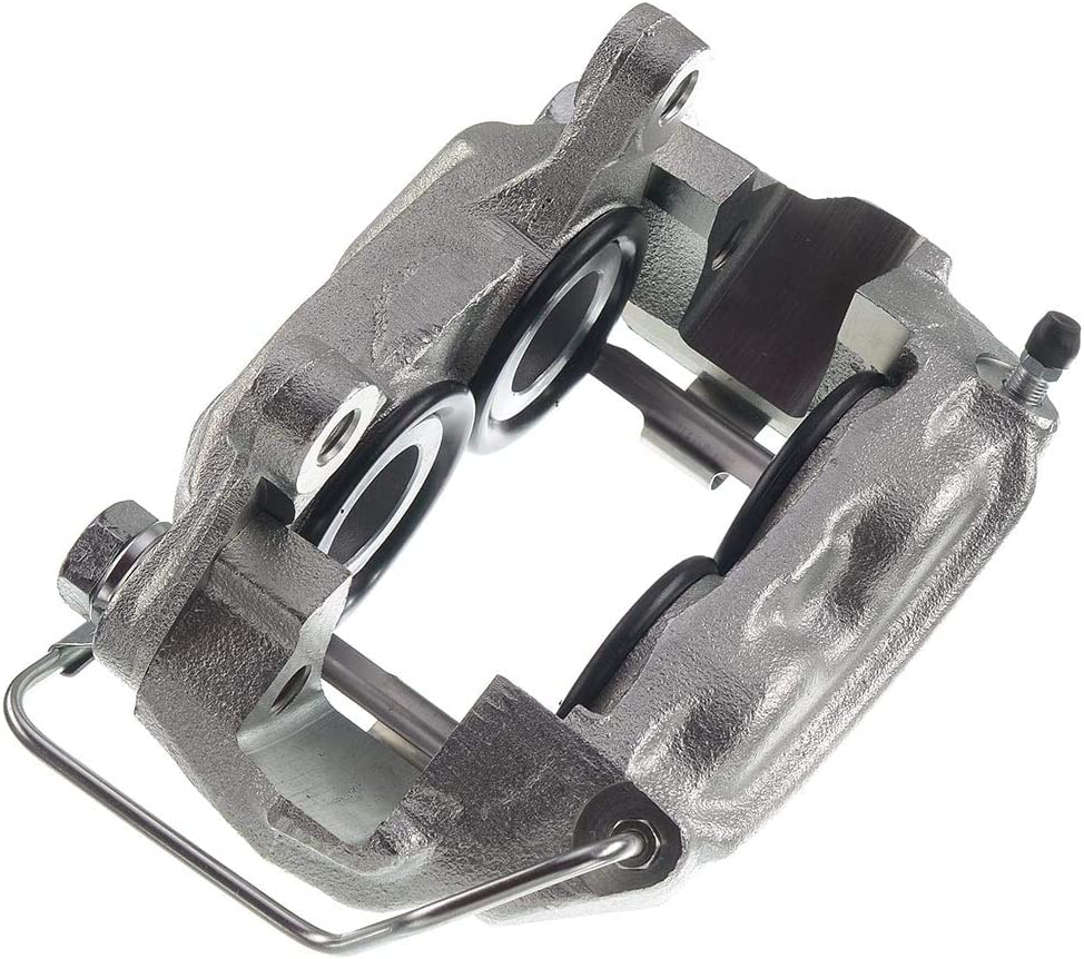 A-Premium Brake Caliper Compatible with Ford Thunderbird Galaxie Custom 500 Lincoln Continental Mercury Front Driver and Passenger Side 2-PC Set