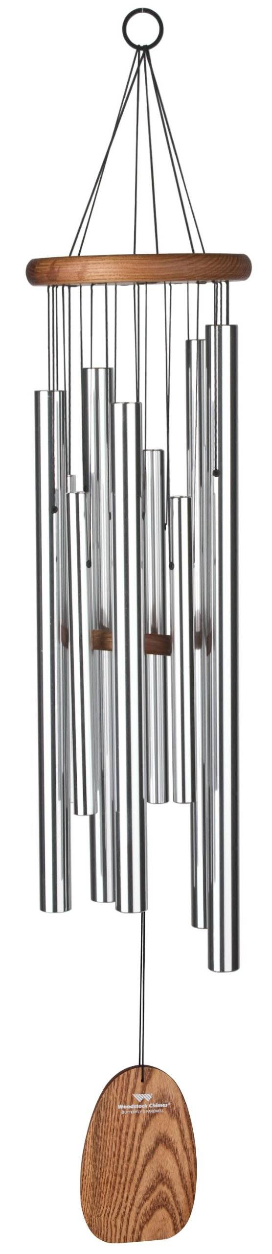 Woodstock Chimes MMBF Magical Mystery Chime, 39'' Butterfly's Farewell
