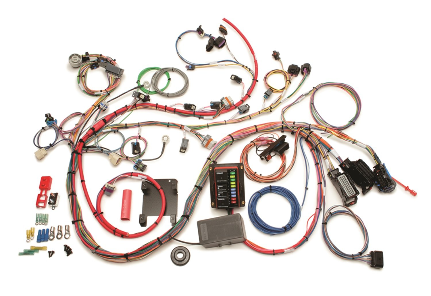 Painless 60524 Fuel Injection Wiring Harness 80off Cj7