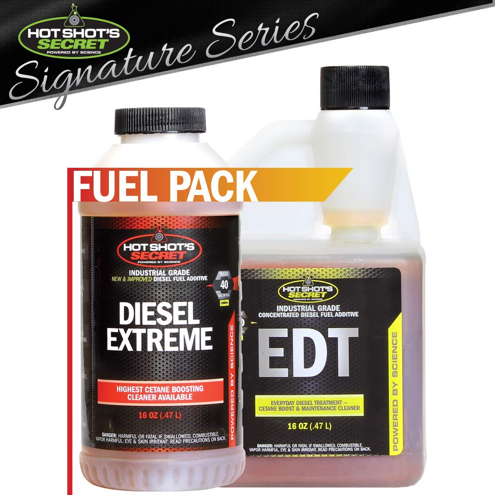 Hot Shot's Secret SSFP Signature Series Fuel Pack, 32. Fluid_Ounces, 2 by Hot Shot's Secret