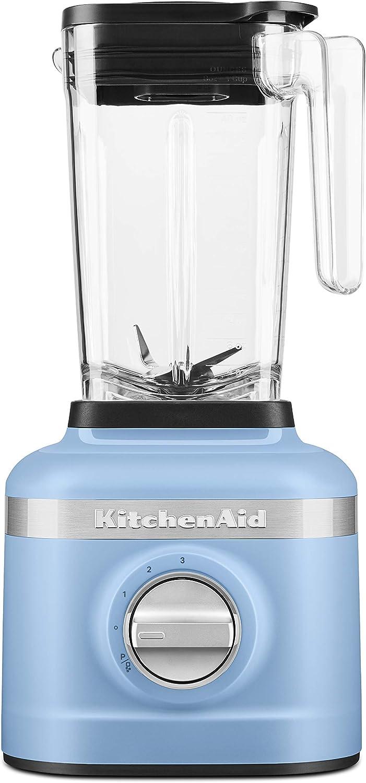 KitchenAid KSB1325VB K150 Blender, 48 oz, Matte Blue Velvet
