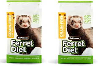 product image for ZuPreem Premium Daily Grain Free Ferret Diet Food - Nutrient Dense, Highly Digestible, High Protein Levels