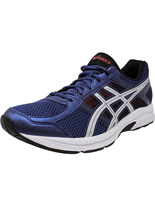 ASICS Gel-Contend 4 Men's Running Shoe, Deep Ocean/Silver, 9.5 M US