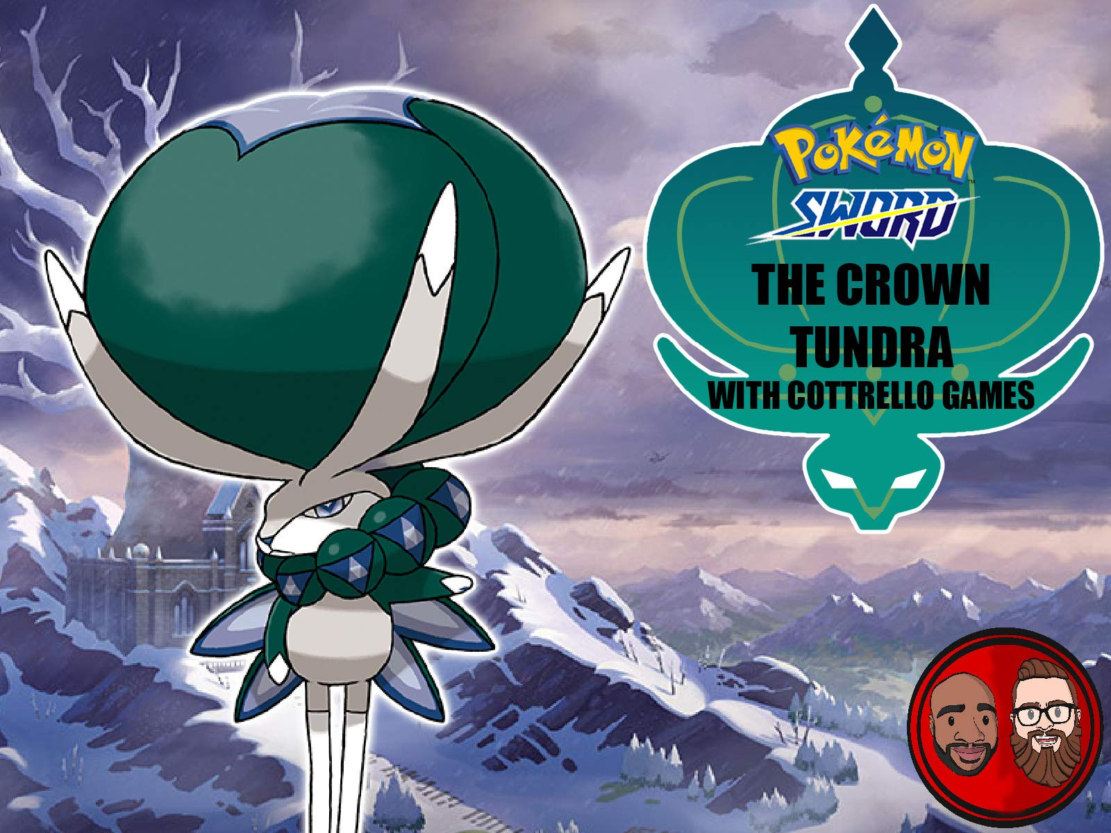 Clip: Pokemon The Crown Tundra with Cottrello Games - Season 1