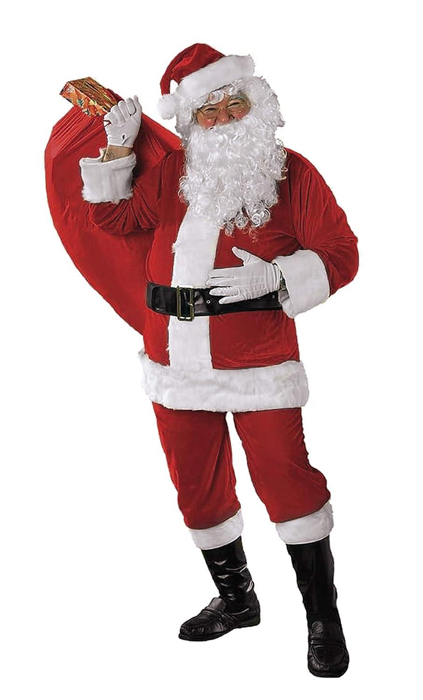 Rubies Disfraz Papa Noel Premium AD