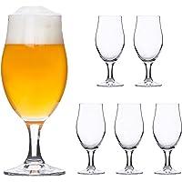 Bormioli Rocco | Juego de 6de Cerveza Cristal
