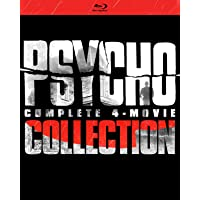 Deals on Psycho: Complete 4-Movie Collection Blu-ray