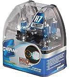 H7 100W 12V Ultra White Light Xenon Halogen Automatic Headlight Bulb 9500K High Brightness Color Temperature (Pack of 2)
