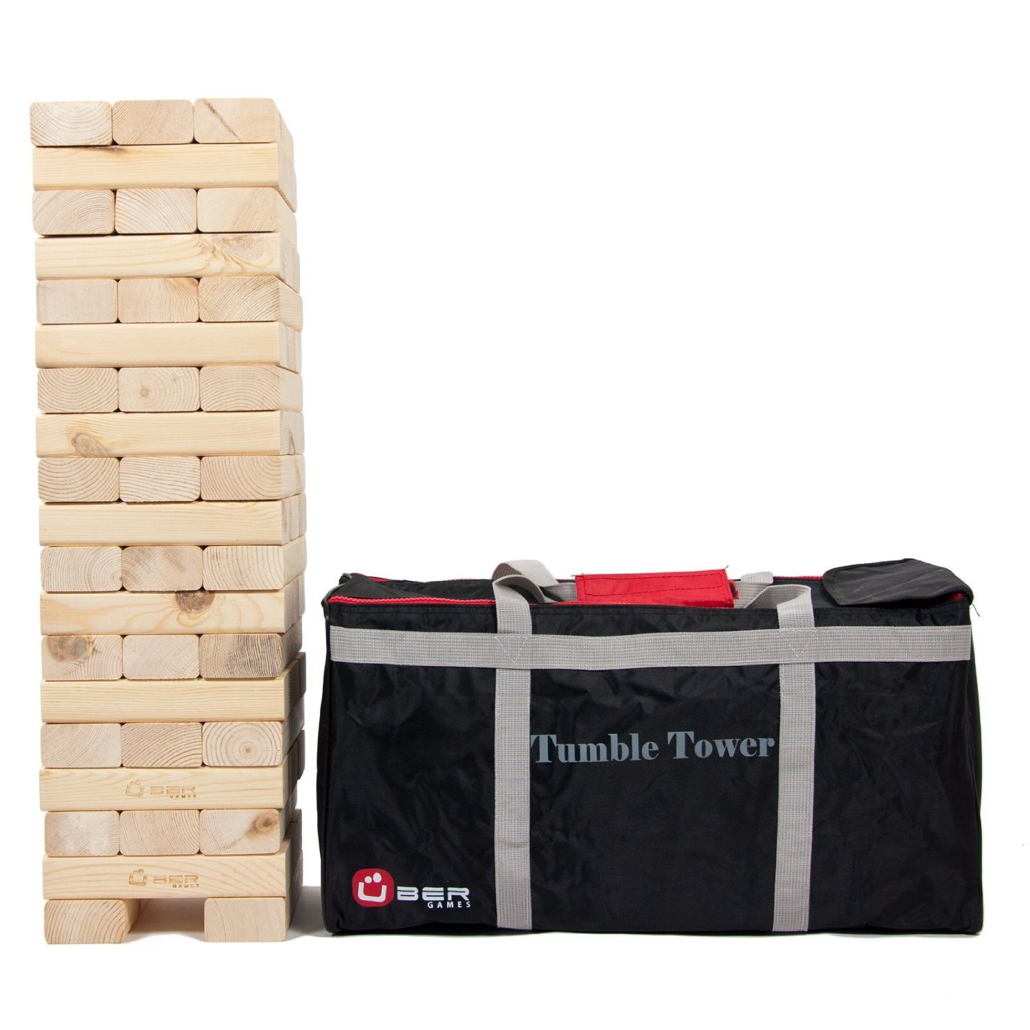Uber Games Tumble Tower - Large pine - Grows from 2 feet to 3.5 feet