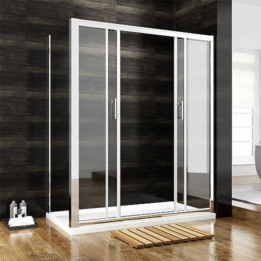 1200 x 700 mm cabina de ducha entrar doble puerta corredera 2 ...