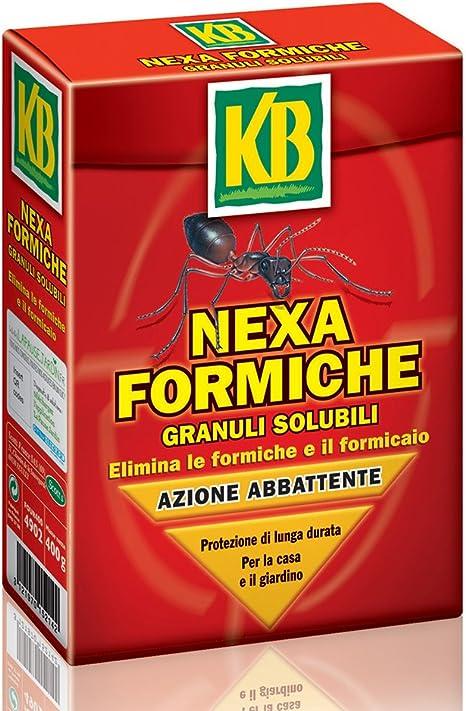 KB - Insecticida granulado anti-hormigas Nexa, 800 g