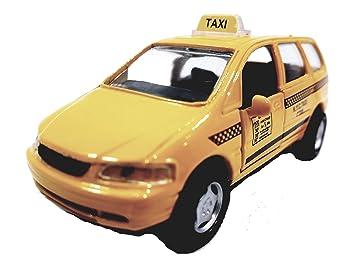 c80e74ed35559 Amazon.com: New York City Yellow Mini-Van NYC CT-88 Transport ...