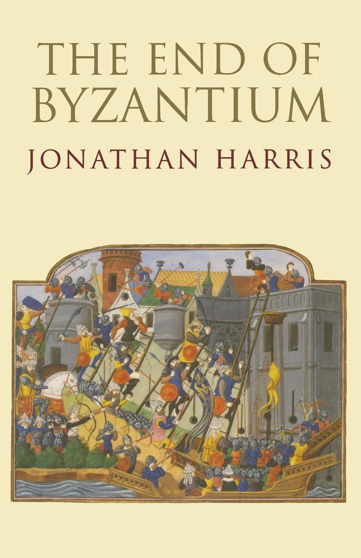 Read Online The End of Byzantium pdf epub