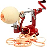 CPEX Multifunctional Apple Peeler Core Section Fruit Peeler Apple and Potato Peeler Corer and Slicer
