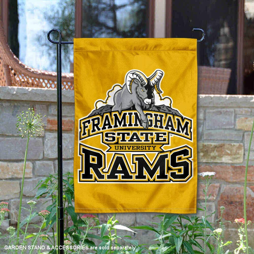 College Flags & Banners Co. Framingham State Rams Garden Flag